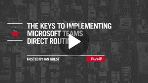 Coffee Club episode 1 - The keys to implementing Microsoft Teams Direct Routing thumbnail